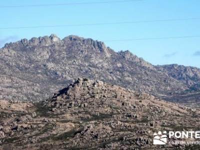 Senderismo Sierra Norte Madrid - Belén Viviente de Buitrago; senderismo gipuzkoa